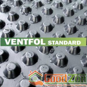 Геомембрана Ventfol standard